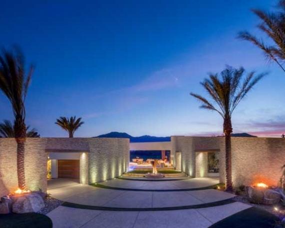 Palm Springs Residence